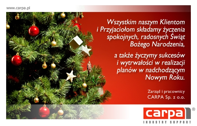 CARPA Industry Support