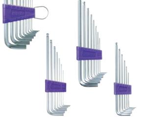 klucze imbusowe sześciokątne eight tool
